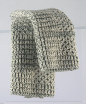 sage dishcloth